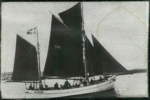 Alvilde Grenaa ca. 1903