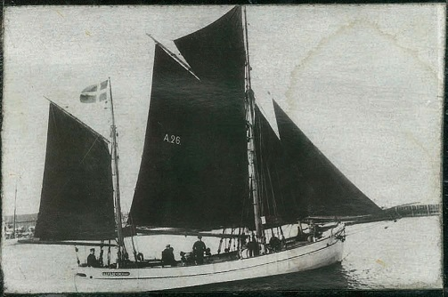 Alvilde Grenaa 1903
